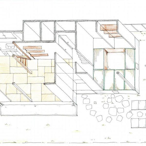 プラン作成:青木公隆(アーコ•アーキテクツ|ARCO architects/ダンチ・イノベーターズ!サポーティングメンバー)